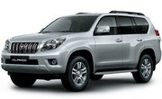 Обвес на Land Cruiser Prado 150
