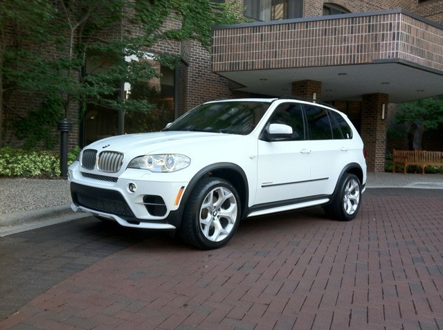 Обвес Performance BMW X5 E70